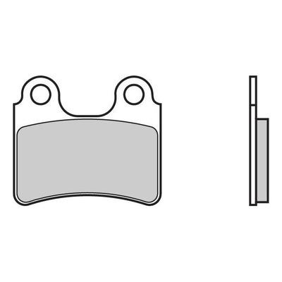 Plaquettes de frein Brembo 07GR58SX métal fritté