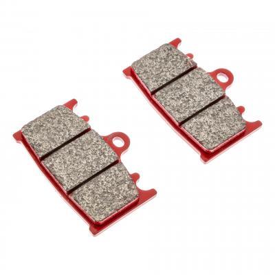 Plaquettes de frein Brembo métal fritté 07KA13SA