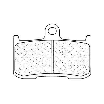 Plaquettes de frein Carbone Lorraine 1083A3+