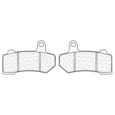 Plaquettes de frein Carbone Lorraine 1172RX3