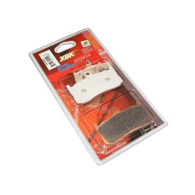 Plaquettes de frein Carbone Lorraine 1209XBK5