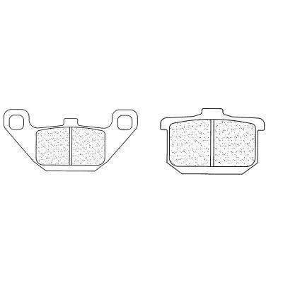Plaquettes de frein Carbone Lorraine 2285RX3