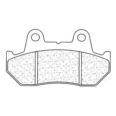 Plaquettes de frein Carbone Lorraine 2289RX3