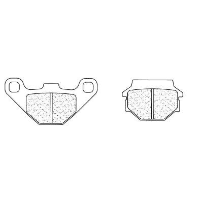 Plaquettes de frein Carbone Lorraine 2306X59