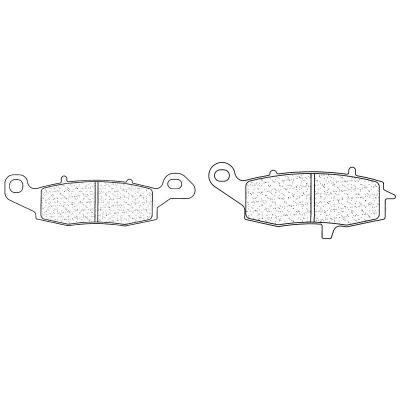 Plaquettes de frein Carbone Lorraine 2383XBK5