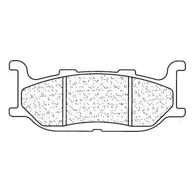 Plaquettes de frein Carbone Lorraine 2391S4