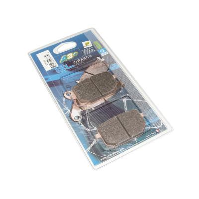 Plaquettes de frein Carbone Lorraine 2393A3+
