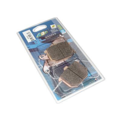 Plaquettes de frein Carbone Lorraine 2814A3+