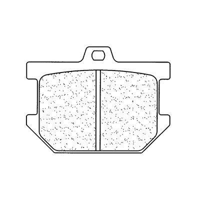 Plaquettes de frein Carbone Lorraine 2847RX3