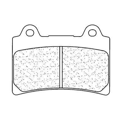 Plaquettes de frein CL Brakes 2305S4