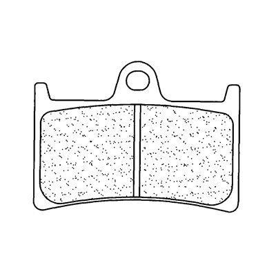 Plaquettes de frein CL Brakes 2361S4