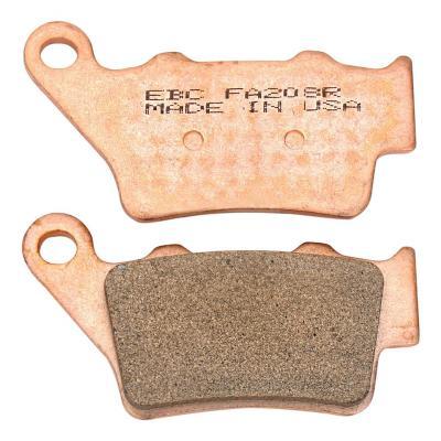 Plaquettes de frein EBC Brake FA208X