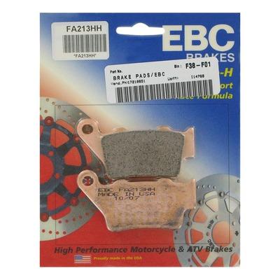 Plaquettes de frein EBC Brake FA213HH