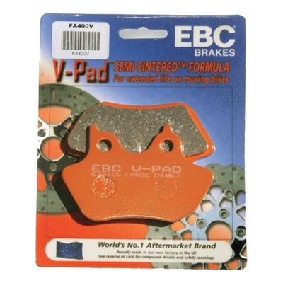 Plaquettes de frein EBC Brake FA244V