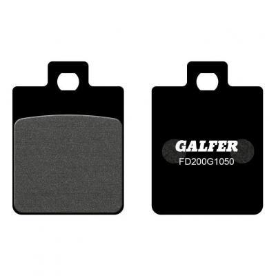 Plaquettes de frein Galfer G1050 semi-métal FD200