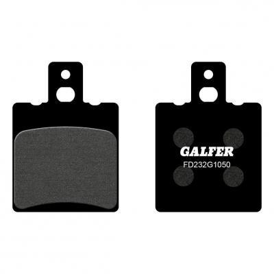 Plaquettes de frein Galfer G1050 semi-métal FD232