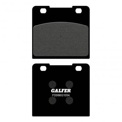 Plaquettes de frein Galfer G1054 semi-métal FD066
