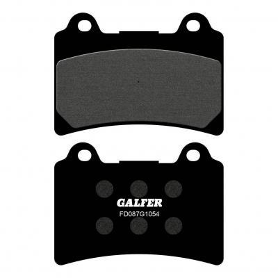 Plaquettes de frein Galfer G1054 semi-métal FD087