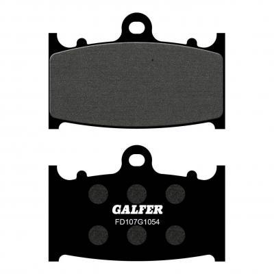 Plaquettes de frein Galfer G1054 semi-métal FD107