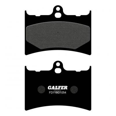 Plaquettes de frein Galfer G1054 semi-métal FD118 Aprilia RS 125 Extrema / Replica 92-05