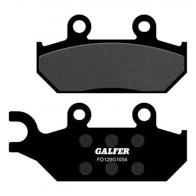 Plaquettes de frein Galfer G1054 semi-métal FD129