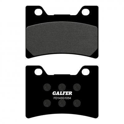 Plaquettes de frein Galfer G1054 semi-métal FD143