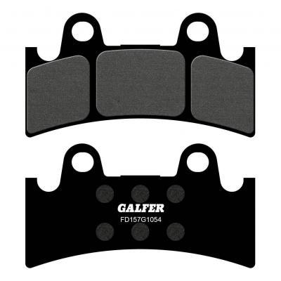 Plaquettes de frein Galfer G1054 semi-métal FD157