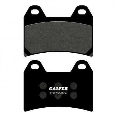 Plaquettes de frein Galfer G1054 semi-métal FD176