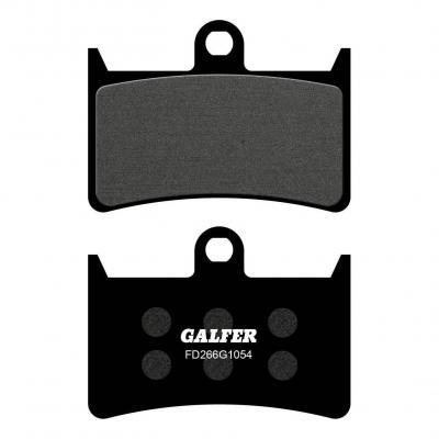 Plaquettes de frein Galfer G1054 semi-métal FD178