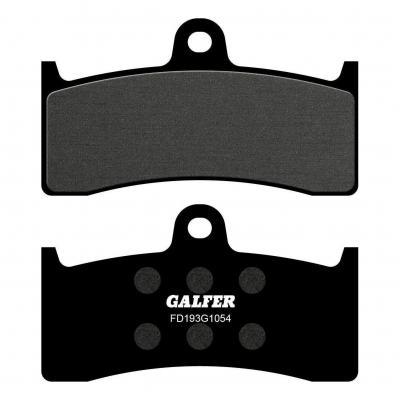 Plaquettes de frein Galfer G1054 semi-métal FD193