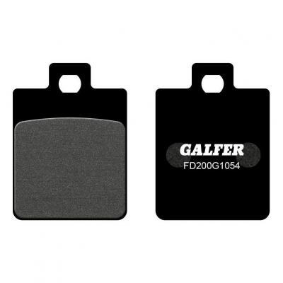 Plaquettes de frein Galfer G1054 semi-métal FD200