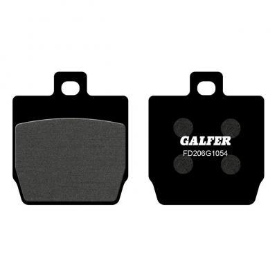 Plaquettes de frein Galfer G1054 semi-métal FD206