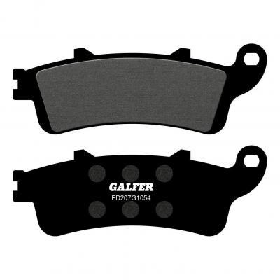 Plaquettes de frein Galfer G1054 semi-métal FD207