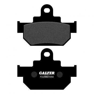 Plaquettes de frein Galfer G1054 semi-métal FD209