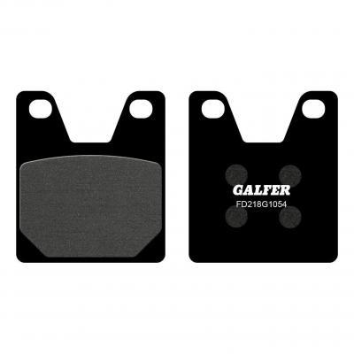 Plaquettes de frein Galfer G1054 semi-métal FD218