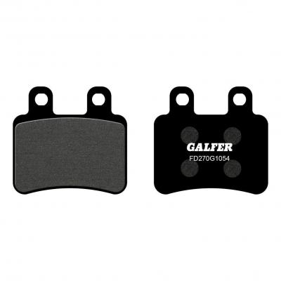 Plaquettes de frein Galfer G1054 semi-métal FD270
