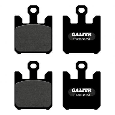 Plaquettes de frein Galfer G1054 semi-métal FD290