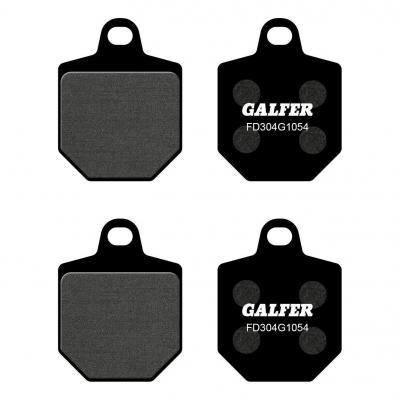 Plaquettes de frein Galfer G1054 semi-métal FD304