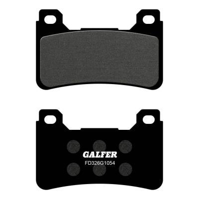 Plaquettes de frein Galfer G1054 semi-métal FD326