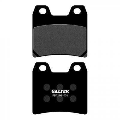 Plaquettes de frein Galfer G1054 semi-métal FD329