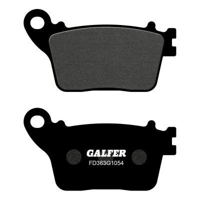 Plaquettes de frein Galfer G1054 semi-métal FD363