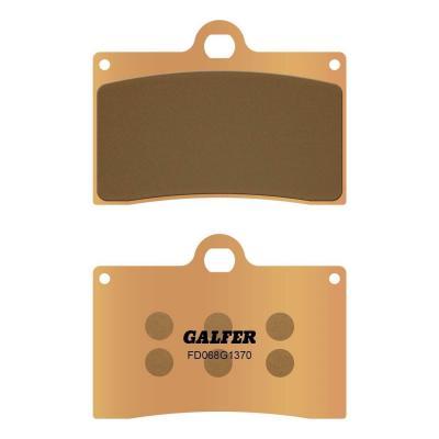Plaquettes de frein Galfer G1370 sinter FD068