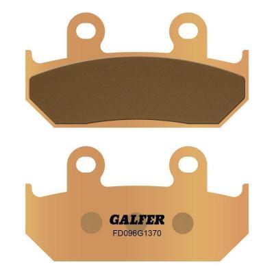 Plaquettes de frein Galfer G1370 sinter FD096