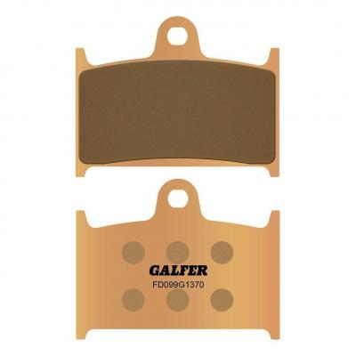 Plaquettes de frein Galfer G1370 sinter FD099