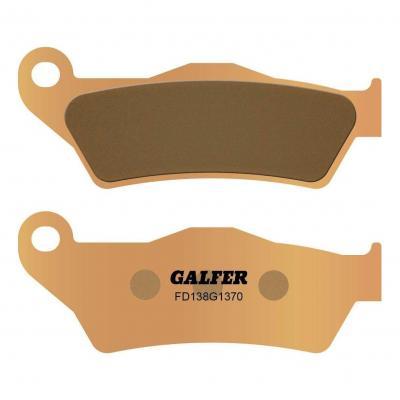 Plaquettes de frein Galfer G1370 sinter FD138