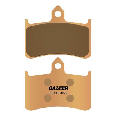 Plaquettes de frein Galfer G1370 sinter FD148