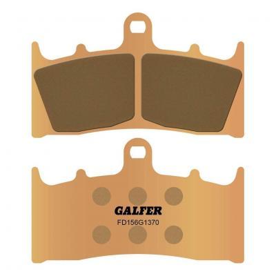 Plaquettes de frein Galfer G1370 sinter FD156