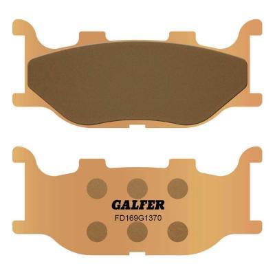 Plaquettes de frein Galfer G1370 sinter FD169