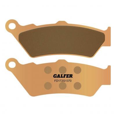 Plaquettes de frein Galfer G1370 sinter FD172