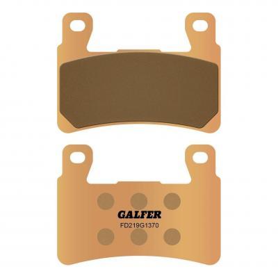 Plaquettes de frein Galfer G1370 sinter FD219